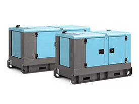 8KW SICOTE Diesel Silent Generator Set (single-phase 50HZ)