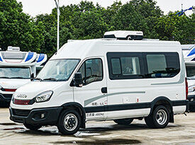 3KW Belt Power System For Iveco Daily RV-B