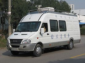 5KW Belt Power System For IVECO Weather Radar Vehicle