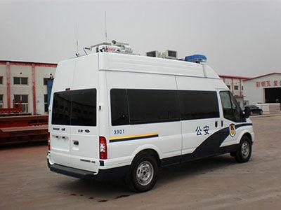 6KW Belt Power System For transit communication vehicle