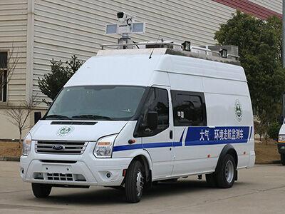5KW Belt Power System For transit environmental monitoring vehicle