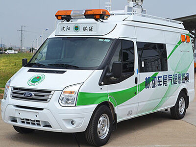 4KW Belt Power System For Ford exhaust gas monitoring vehicle