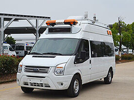 4KW Belt Power System For Ford environmental monitoring vehicle