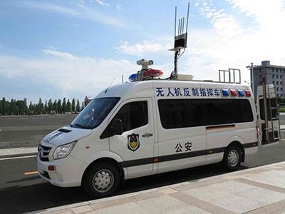 5KW belt power system  for UAV command vehicle