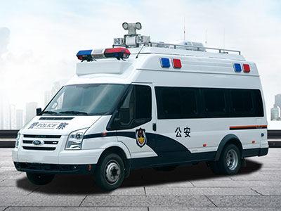 6KW Belt Power System For Ford transit pro communication vehicle