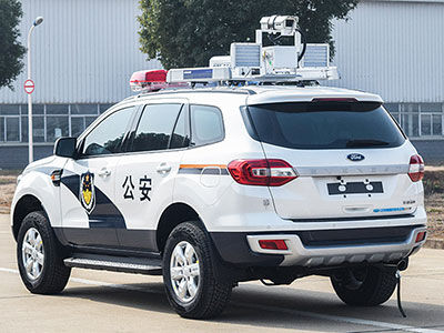 4KW Belt Power System For EVEREST communication vehicle