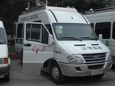 4KW belt power system for IVECO navigation vehicle