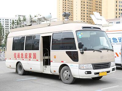 4KW Belt Power System For COASTER  Communication Vehicle