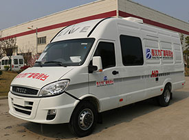 5KW Belt Power System For IVECO DEYI Broadcasting Vehicle