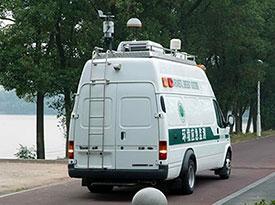 6KW Belt Power System For transit environmental monitoring vehicle